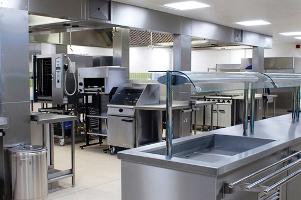 Commercial Kitchen Deep Cleaning Scs Contract Cleaning